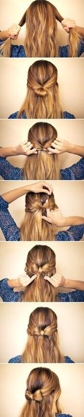 Noeud cheveux