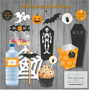 compo Kit Halloween
