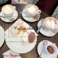 Coffe chat : et si on buvait un café ensemble ?!